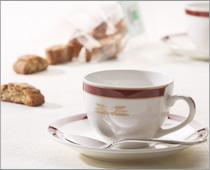 コーヒーカップ&ソーサー3,100 円(ジェイアール西日本フードサービスネット)