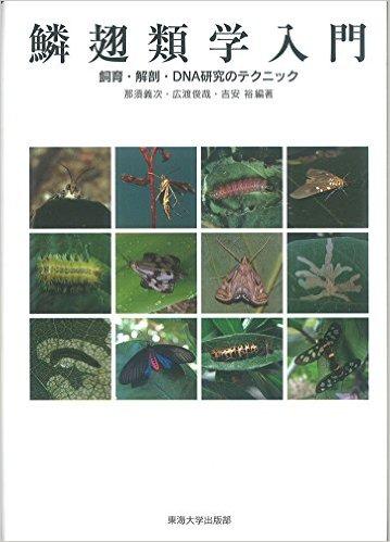 鱗翅類学入門: 飼育・解剖・DNA研究のテクニック