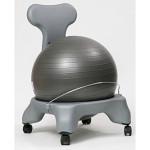 これでもデスクチェアです。腰痛防止や集中力アップに効果がある不思議な椅子
