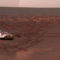 火星探査機の映像